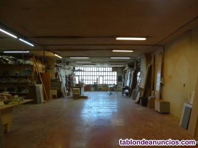 Venta o alquiler de pabellones industriales