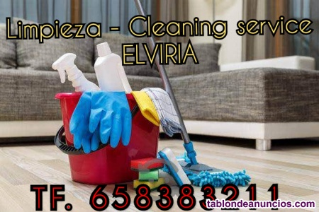 Limpieza - cleaning service