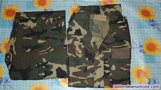 Vendo uniforme militar para frio sin estrenar