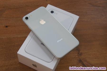 IPHONE 8 64 GB - PLATA (libre)