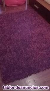 Venta alfombra shaggy