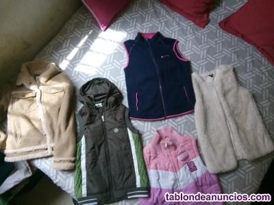 Lote 5 chaquetas