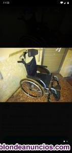 Silla de ruedas manual OTTO BOCK