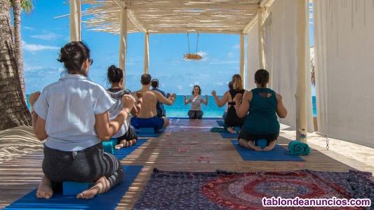 Vendo Centro de Yoga y Masajes en Punta Cana