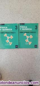 Vendo libros 3 Eso bilingüe Juanelo