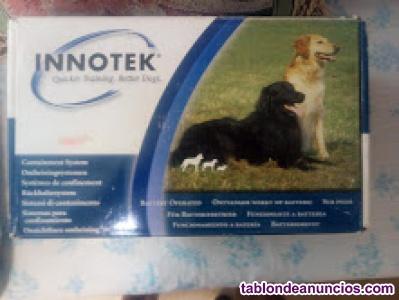 Collar antifugas para perros