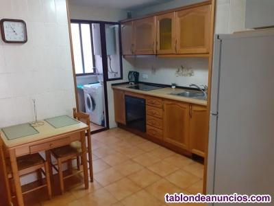 Amplio piso 132 m2, 3 hab., zona Mercado, Alicante