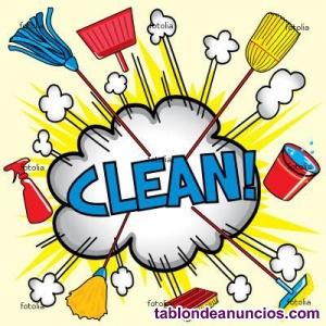 Limpiezas de hogar y jardín