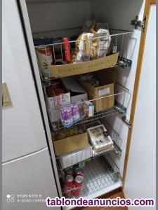 Herrajes despensero cocina