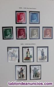 Se vende álbum de sellos