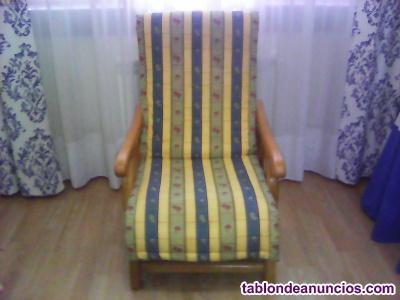 Vendo dos sillones mecedora