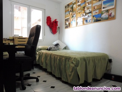 Bonito piso en parque Cruz Conde
