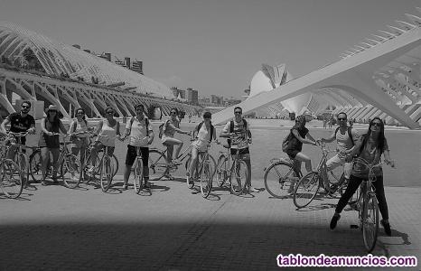 Alquiler de bicicletas, tours....