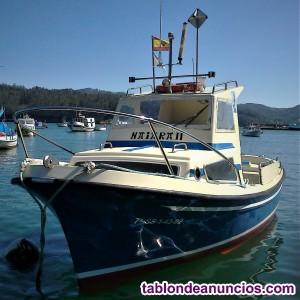 Pesca recreo 7 lista
