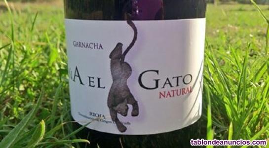 Peña El Gato Garnacha Centenaria Natural