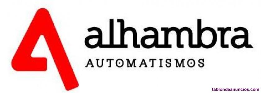 Técnico puertas automáticas