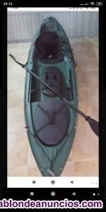 Kayak pesca paseo