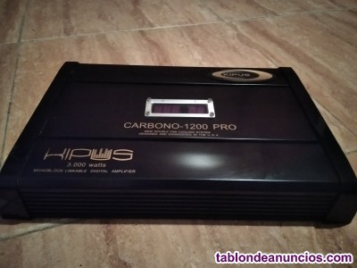 Kipus - CARBONO 1200 PRO