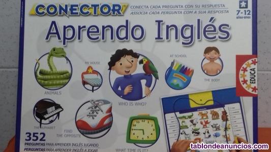 Juego EDUCA inglés