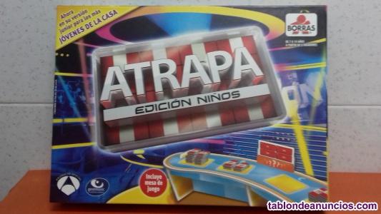 Juego ATRAPA