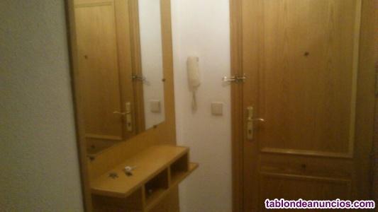 2 habitaciones libre en piso san vicente cerca tram