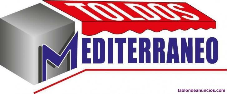 Toldos mediterraneo