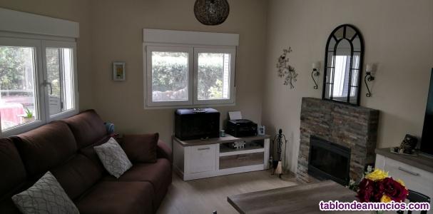 Conjunto muebles de salón modernos