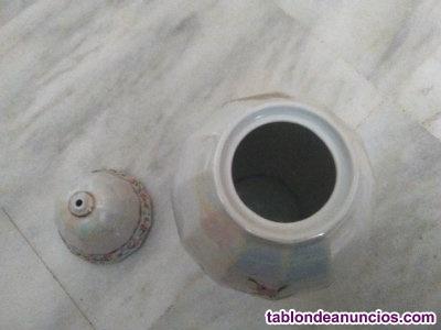 Tibor de porcelana