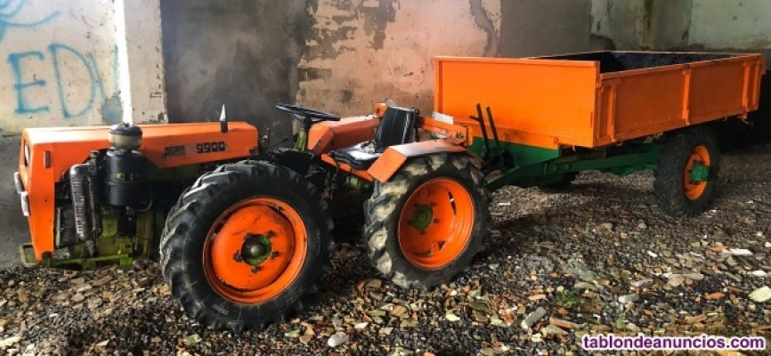 Tractor Agria 9900Z