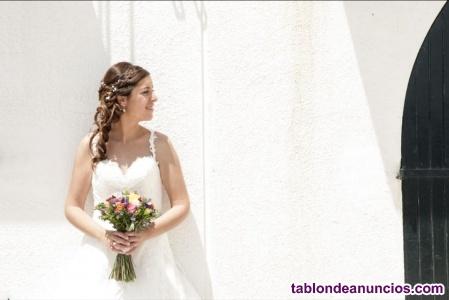 Vestido novia Rosa Clara 2020