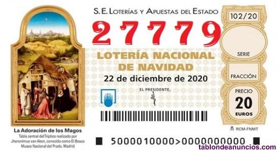 Loteria navidad doña lota 2020