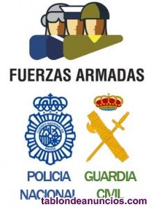 Inglés G.Civil/Policía/Acceso Caes