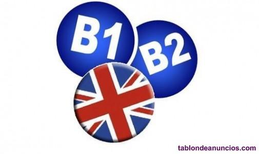 Clases Cambridge : B1 / B2
