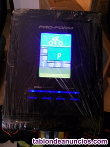 Consola bici estatica modelo pro form