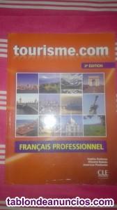 Libros Student/Workbook Turismo Inglés y Francés