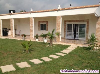Casa con Piscina en Oliva Nova
