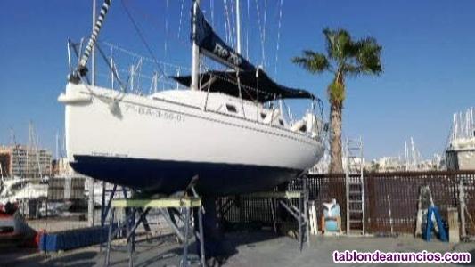 Vendo amarre y velero club nautico de santapola