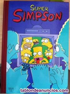Comic super simpson 3