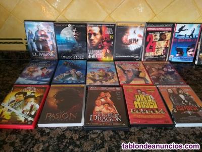 Se vende dvd de cine