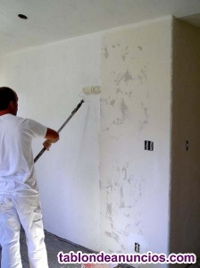 Pintar o limpiar tu casa a buen precio
