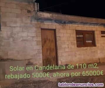 Solar en candelaria