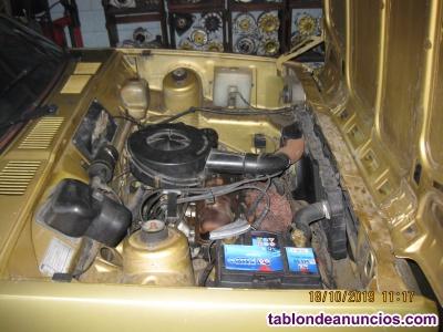 Venta d Ghia del año 1980e ford fiesta 1,1