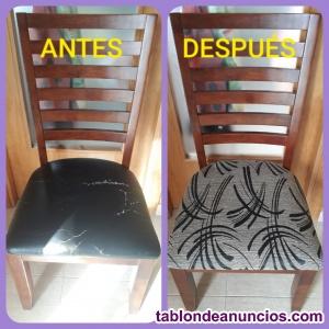 Tapizar los muebles