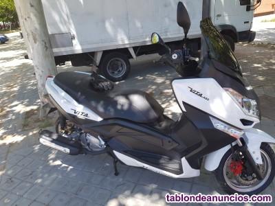 Vendo moto  HARTFORD m. VITA 300
