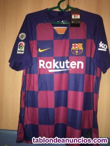 Camiseta messi fcbarcelona