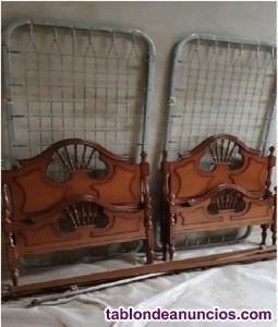 2 camas provenzal