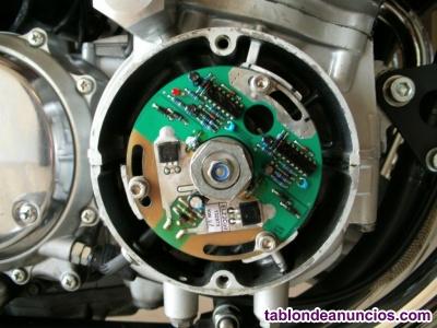 Honda - cb 750 four k7