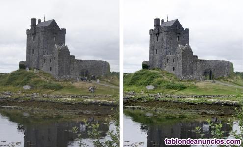 Restauración fotos antiguas o estropeadas