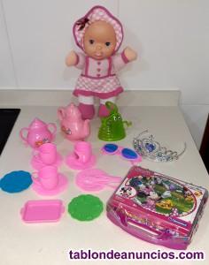 Pack varios juguetes buen estado + Diadema Frozen