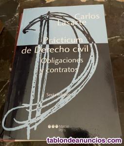 Practicum de derecho civil . Obligaciones y contratos
